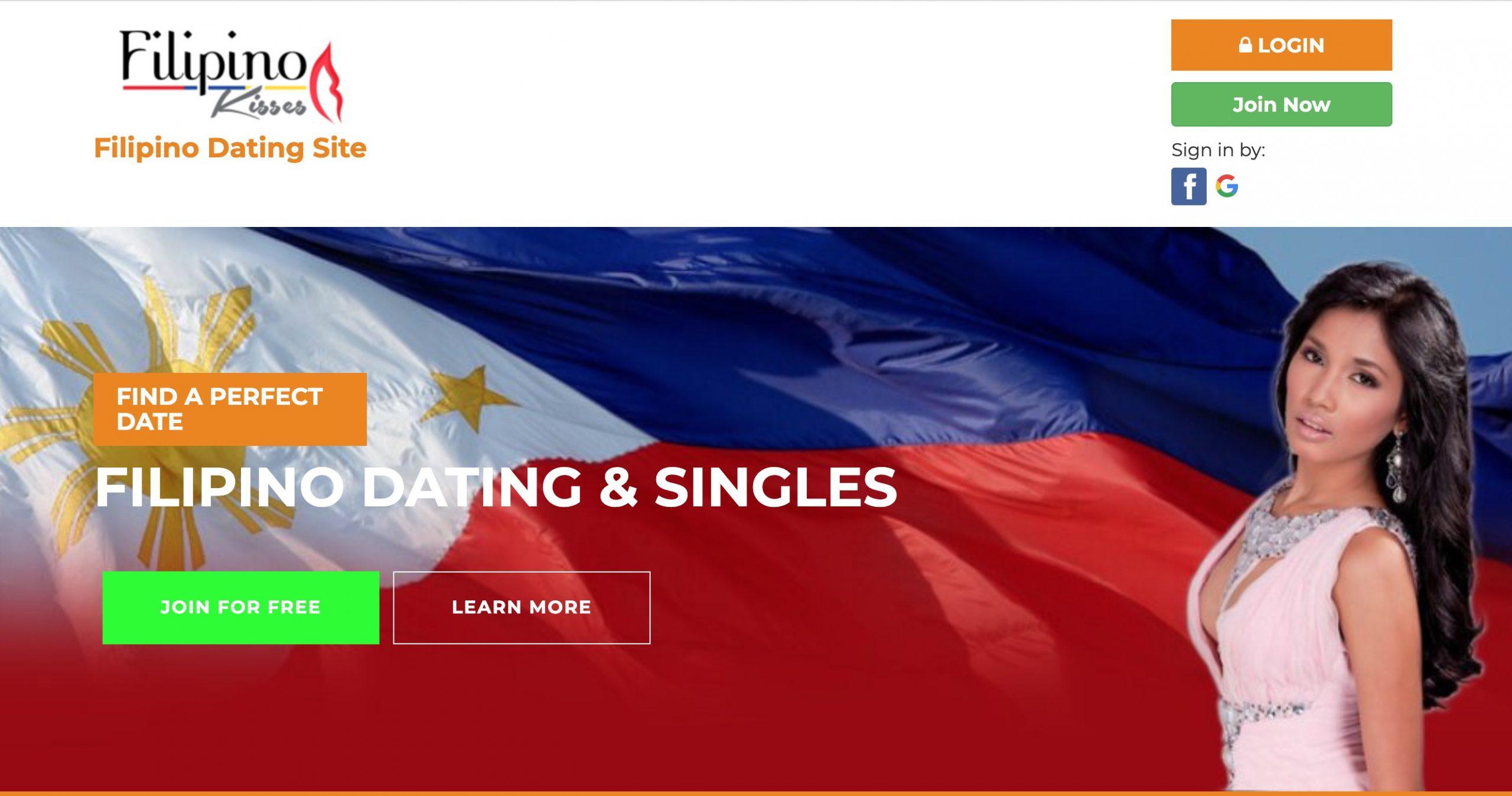 FilipinoKisses main page